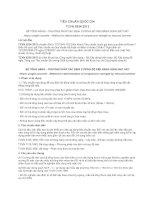 TIÊU CHUẨN QUỐC GIA TCVN 9334:2012 BÊ TÔNG NẶNG – PHƯƠNG PHÁP XÁC ĐỊNH CƯỜNG ĐỘ NÉN BẰNG SÚNG BẬT NẨY