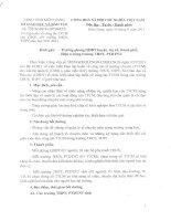 CV 634 - tập huấn CT Chuyen mon