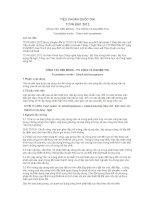 TIÊU CHUẨN QUỐC GIA TCVN 9361:2012 CÔNG TÁC NỀN MÓNG - THI CÔNG VÀ NGHIỆM THU