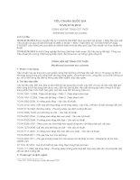 TIÊU CHUẨN QUỐC GIA TCVN 9116:2012 CỐNG HỘP BÊ TÔNG CỐT THÉP