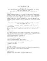 TIÊU CHUẨN QUỐC GIA TCVN 9377-3:2012 CÔNG TÁC HOÀN THIỆN TRONG XÂY DỰNG - THI CÔNG VÀ NGHIỆM THU - PHẦN 3: CÔNG TÁC ỐP TRONG XÂY DỰNG