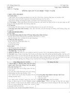 giáo án 10-11-12 tiết 1-36