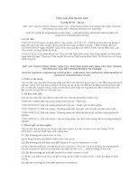 TIÊU CHUẨN QUỐC GIA TCVN 8719 : 2012 ĐẤT XÂY DỰNG CÔNG TRÌNH THỦY LỢI - PHƯƠNG PHÁP XÁC ĐỊNH CÁC ĐẶC TRƯNG TRƯƠNG NỞ CỦA ĐẤT TRONG PHÒNG THÍ NGHIỆM