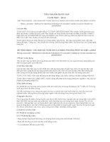 TIÊU CHUẨN QUỐC GIA TCVN 9337 : 2012 BÊ TÔNG NẶNG - XÁC ĐỊNH ĐỘ THẤM ION CLO BẰNG PHƯƠNG PHÁP ĐO ĐIỆN LƯỢNG