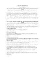 TIÊU CHUẨN QUỐC GIA TCVN 4196:2012 ĐẤT XÂY DỰNG - PHƯƠNG PHÁP XÁC ĐỊNH - ĐỘ ẨM VÀ ĐỘ HÚT ẨM TRONG PHÒNG THÍ NGHIỆM