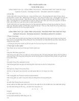 TIÊU CHUẨN QUỐC GIA TCVN 9158: 2012 CÔNG TRÌNH THỦY LỢI - CÔNG TRÌNH THÁO NƯỚC - PHƯƠNG PHÁP TÍNH TOÁN KHÍ THỰC
