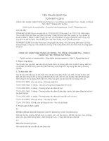TIÊU CHUẨN QUỐC GIA TCVN 9377-2:2012 CÔNG TÁC HOÀN THIỆN TRONG XÂY DỰNG - THI CÔNG VÀ NGHIỆM THU - PHẦN 2: CÔNG TÁC TRÁT TRONG XÂY DỰNG