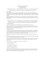 TIÊU CHUẨN QUỐC GIA TCVN 9146:2012 CÔNG TRÌNH THỦY LỢI - HƯỚNG DẪN ĐỊNH KỲ SỬA CHỮA CÁC THIẾT BỊ TRẠM BƠM