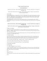 TIÊU CHUẨN QUỐC GIA TCVN 9390:2012 THÉP CỐT BÊ TÔNG - MỐI NỐI BẰNG DẬP ÉP ỐNG -  YÊU CẦU THIẾT KẾ THI CÔNG VÀ NGHIỆM THU