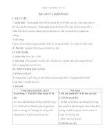 giáo án vật lý 10 bài 39 độ ẩm của không khí