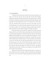 Không gian nghệ thuật trong tiểu thuyết về đề tài chiến tranh (trên cứ liệu các tiểu thuyết viết về đề tài chiến tranh ở Lào và Cămpuchia)