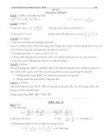Tuyển tập đề thi HSG lớp 9
