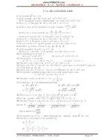 bồi dưỡng gọc sinh giỏi toán 9