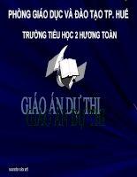 VE HAI DUONG THANG VUONG GOC