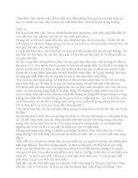 Bức thư gửi thầy