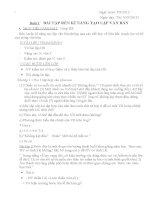 Giáo án bồi dưỡng học sinh giỏi Ngữ văn 7