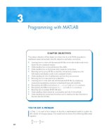programming with matlab ebook