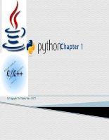 bài giảng lập trình mạng chapter 1 introduction