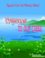 let''''s learn English book 1-Unit 2 A4-6,B1-3