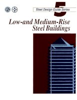 aisc design guide 5 - low and medium rise steel buildings