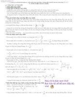 bài tập dòng điện xoay chiều có đáp án