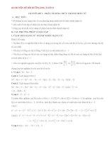 20 chuyên đề bồi dưỡng học sinh giỏi toán lớp 8