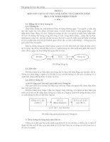 bài giảng Tin học Hệ cao đẳng nghề
