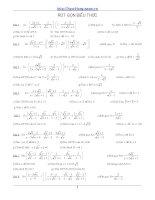 500 bài tập ôn luyện toán 9