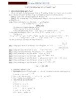 Chuyên đề bồi dưỡng toán lớp 9