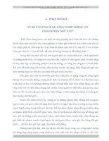 SKKN: ỨNG DỤNG CÔNG NGHỆ THÔNG TIN VÀO GIỜ DẠY NGỮ VĂN Ở THCS