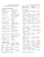 REGULAR ENGLISH GRADE 12 _ UNIT 4 _ VOCABULARY (Từ vựng Tiếng Anh12_ Cơ bản _ Bài 4)