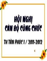HN/CBCC 2011-2012