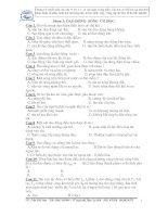 500 câu trắc nghiệm Vật lý-ôn thi TN,ĐH