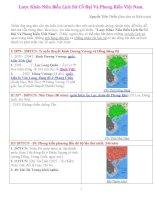 Lược Khảo Niên Biểu Lịch Sử Cổ Đại Và Phong Kiến Việt Nam (Sửa đổi, bổ sung)
