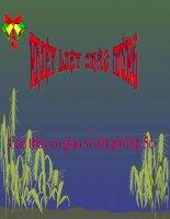 Cây cỏ nươc Nam ( Toàn 5)