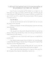 ĐÁNH GIÁ TIẾN ĐỘ THỰC HIỆN DỰ ÁN; HIỆU QUẢ VÀ TÍNH CHÍNH XÁC CỦA CÁC LOẠI BÁO CÁO CỦA DỰ ÁN