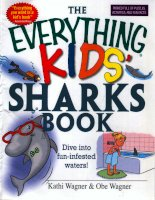 the everything kids sharks book