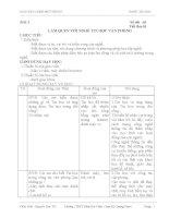 Giáo án nghề PT 105 tiết (Vũ)