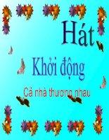 bai 4: co the chung ta hinh thanh nhu the nao?