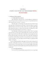 Luận văn: Hoàn thiện hệ thồng kế toán trách nhiệm tại công ty cổ phần chứng khoán Sài gòn  Hà Nội