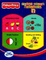 first grade workbook 2