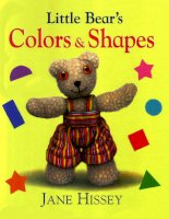 little bear''s colors and shapes