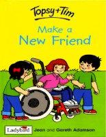 make a new friend