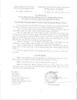 QĐ 3488 Quy định về công tác TĐ-KT ngành GD-ĐT TP ĐN
