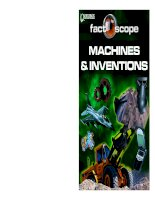 machines and inventions - factoscope