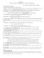 Tài liệu Quy luật di truyền phân li,phân li độc lập (Sinh học 12)