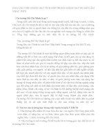 BÁO CÁO VIỆC GIẢNG DẠY TÍCH HỢP TRONG GIẢNG DẠY BỘ MÔN ÂM NHẠC THCS.docx