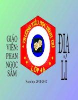 Bai 7 Hoat dong san xuat cua nguoi dan o Tay Nguyen