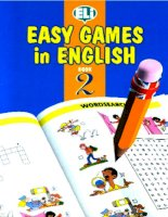 easy games in english 2