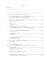 KHAI THÁC kết cấu, TÍNH NĂNG kỹ THUẬT và QUY TRÌNH KIỂM TRA CHẨN đoán và sửa CHỮA hệ THỐNG PHANH TRÊN XE HYUNDAI i30